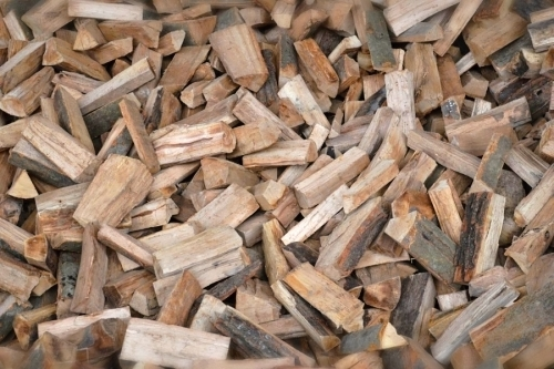 Hard wood dry